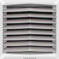 Воздушно отопительный агрегат VOLCANO VR1 (двигатель AC)