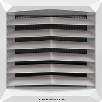 Воздушно отопительный агрегат VOLCANO VR Mini (двигатель EC)