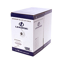 LinkBasic Cat 6 UTP 4 пары,внутренней прокладки , RAL9016, бухта 305м
