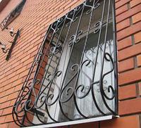 Изготовление и устройство металлических ворот, калиток, решеток и.т.д., фото 1