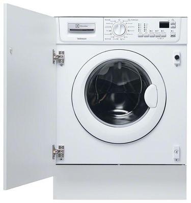 Встраиваемая стиральная машина Electrolux EWX 147410 W