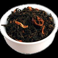 Чай Спелая клюква ПуЭр (черный ароматизированный) 1 кг