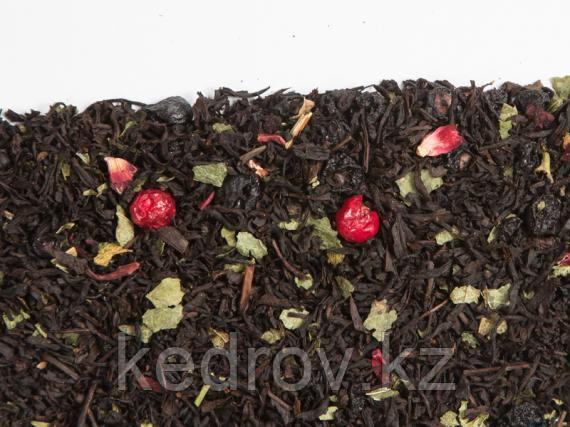 Чай Черная смородина (черный ароматизированный) 0,5 кг