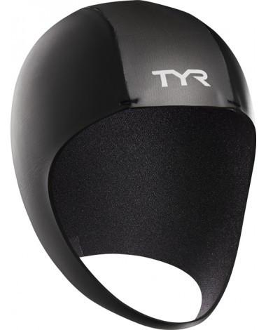 Шапочка для плавания TYR Neoprene Swim Cap размер S