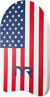 Доска для плавания большая TYR Classic Kickboard Usa