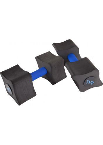 Гантели для аквааэробики Аквагантели TYR Aquatic Resistance Dumbbells