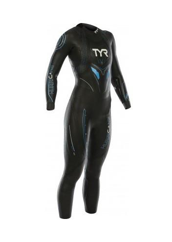 Гидрокостюм для триатлона женский TYR Hurricane Cat 5 Wetsuit