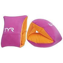 Нарукавники для плавания детские TYR Kids Soft Arm Floats цвет 670 Розовый