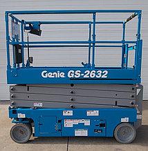 Продажа ножничный подъемник Genie GS2632 (10 метров)