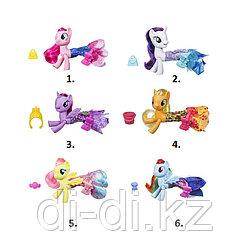 """Hasbro My Little Pony Май Литл Пони """"Мерцание"""" Пони в волшебных платьях"""
