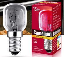 Лампочка для микроволновой печи и духовок 15w E14 Camelion