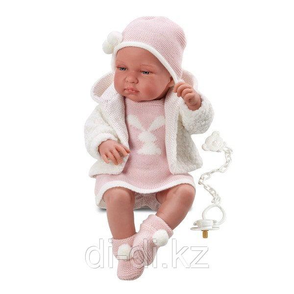 LLORENS Кукла малышка Тина 43 см