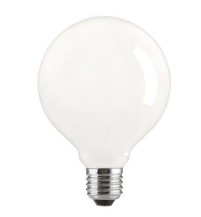 Лампа накаливания шаровидная - GE 60G80/O/E27