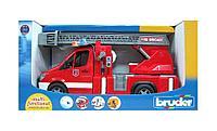 Брудер пожарная машина Bruder Пожарная машина MB Sprinter