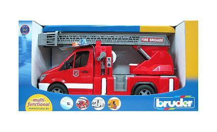 Брудер пожарная машина Bruder Пожарная машина MB Sprinter 02-532