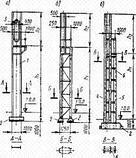 Изготовление металлических колон, фото 5