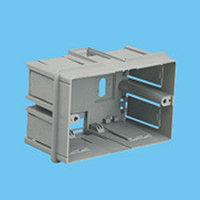 DKC SAN-3 EXP Коробка под роз. 83,5 мм в короб TA-GN, фото 1