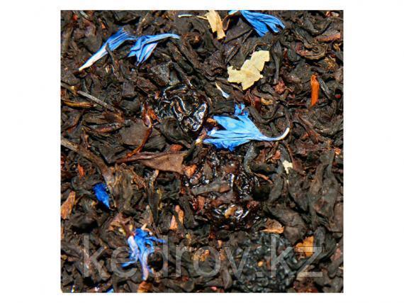 Чай Черника со сливками (черный ароматизированный) 0,5 кг