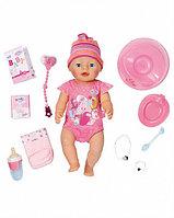 Кукла Baby Вorn интерактивная