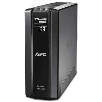 Источник бесперебойного питания APC Back-UPS Pro (BR1500GI)