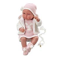 Кукла малышка Тина 43см Llorens