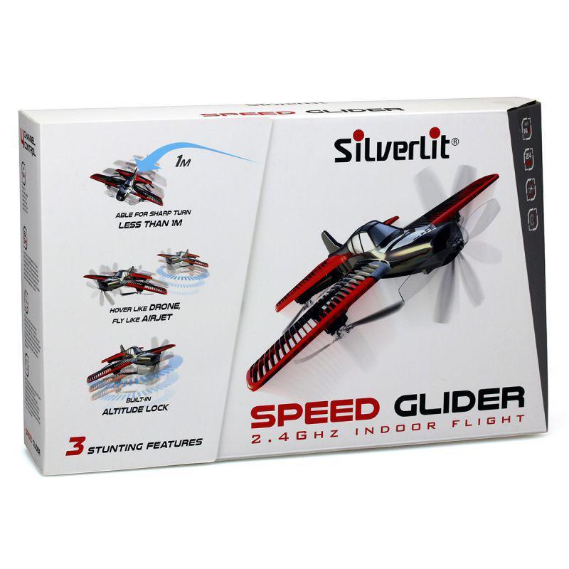 Квадрокоптер-самолет Спид Глайдер