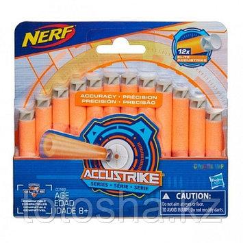 Nerf Accustrike Darts x 12 набор из 12 стрел для бластеров Нерф Аккустрайк C0162