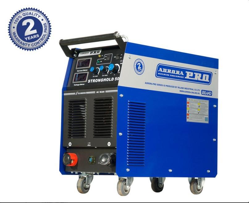 Индустриальный сварочный инвертор AuroraPRO STRONGHOLD 500