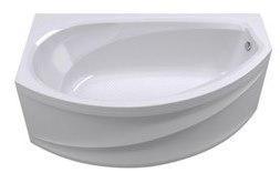 Акриловая ванна Дамелия 150*90 (Левая) (Полный комплект) Ассиметричная. Угловая, фото 2