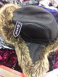 Меховые шапки ушанки, фото 2