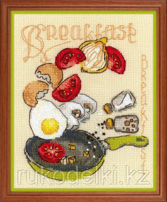 """Набор для вышивания крестом """"Завтрак"""