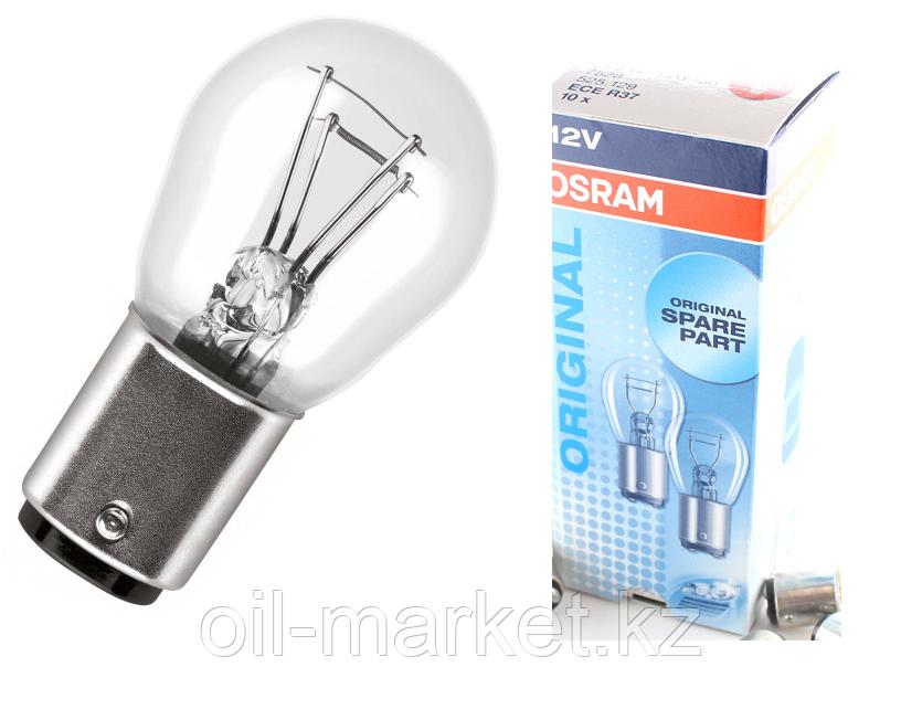 OSRAM Лампа накаливания P21/5W 21/5W 12V BAY15d ORIGINAL LINE