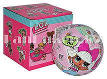 Кукла-сюрприз в шарике LOL Surprise! в индивидуальной коробке