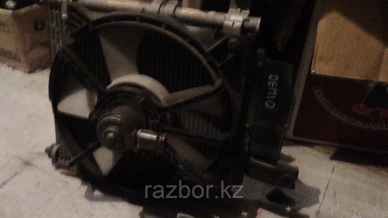 Радиатор кондиционера Mazda Demio