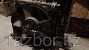 Вентилятор радиатора Mazda Demio
