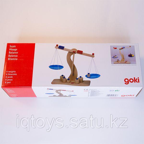 """Игровой набор GoKi """"Весы"""""""