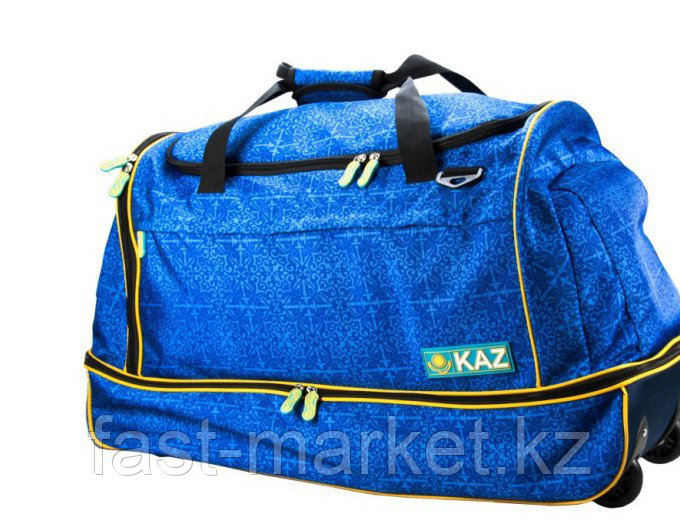 Поясная сумка синяя