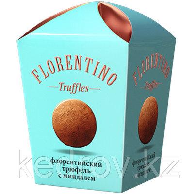 """""""FLORENTINO"""" Флорентийский трюфель с миндалем, шоколадные конфеты, 175 гр. картон"""