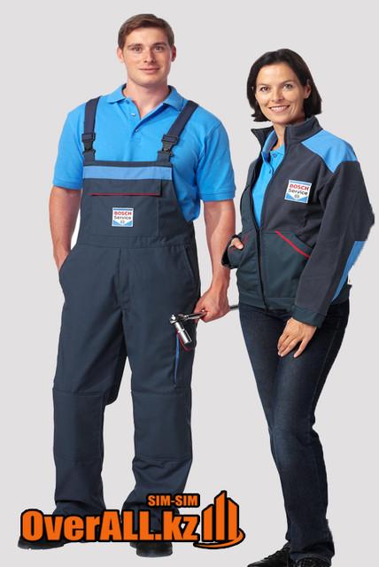 Спецодежда и униформа