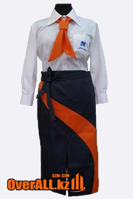 Одежда для обслуживающего персонала