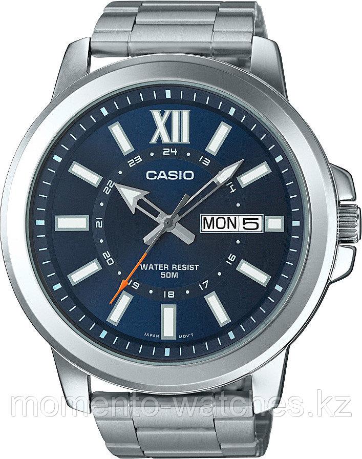 Мужские часы Casio MTP-X100D-2AVDF