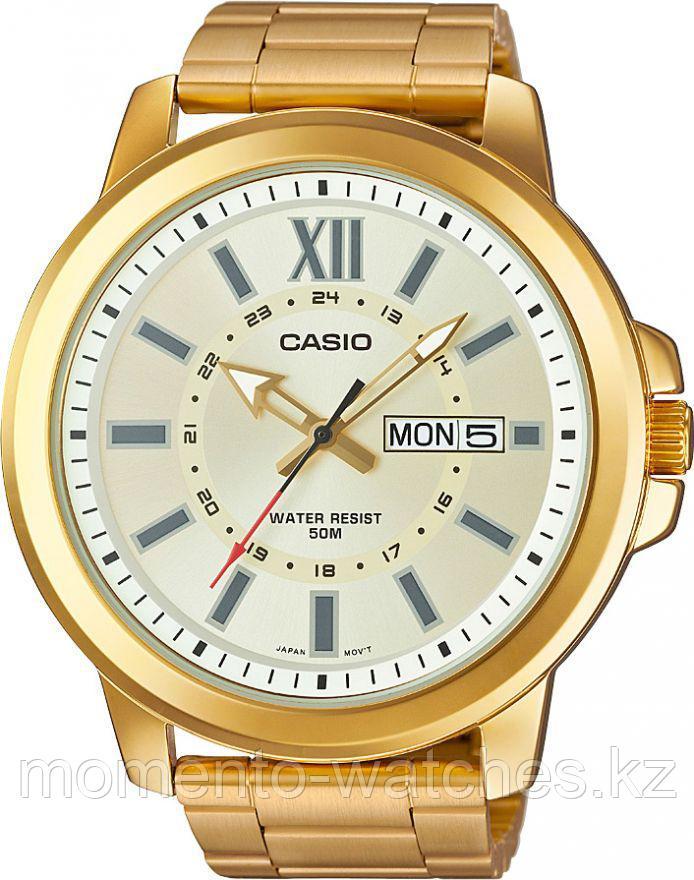 Мужские часы Casio MTP-X100G-9AVDF