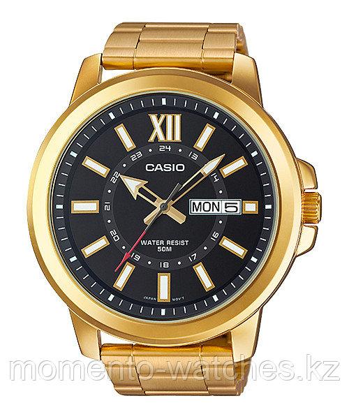 Мужские часы Casio MTP-X100G-1AVDF