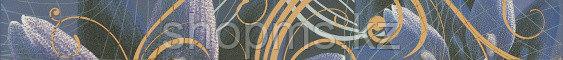 Керамическая плитка GRACIA Gracia violet border 01(65*600)