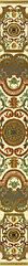 Керамическая плитка GRACIA Triumph beige border 01 (600*65)