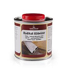 Экстра смывка гель RADIKAL THICK WOOD STRIPPER (750 ml)