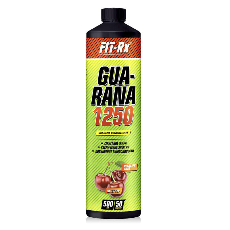 Fit-Rx Guarana 1250