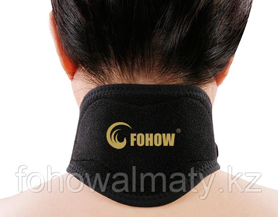 Шейный обхват лечебный  фохоу fohow кровообращение в области шеи плеча, фото 2