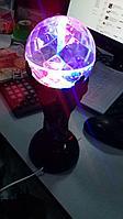 Вращающаяся LED лампа R