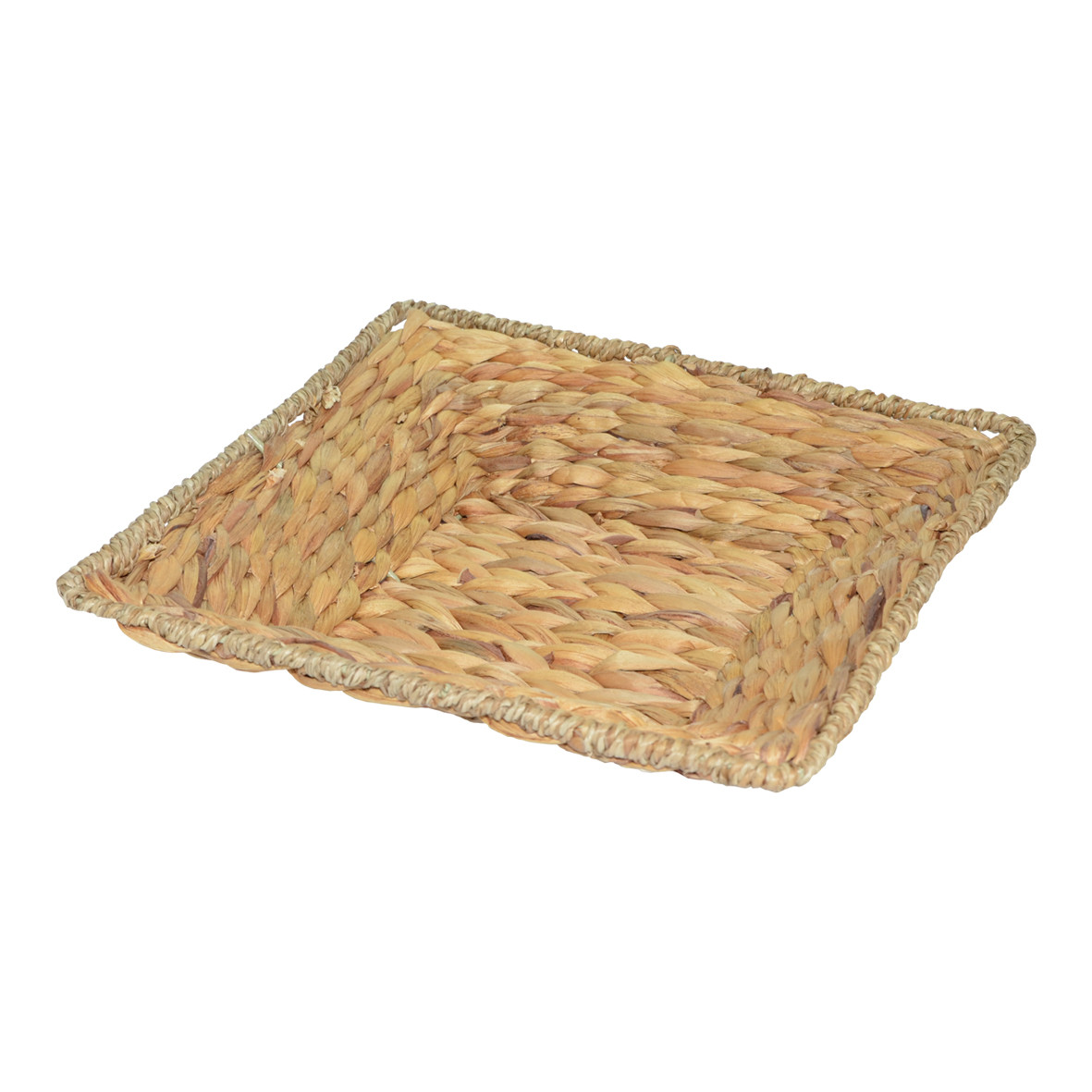 Плетенная корзинка